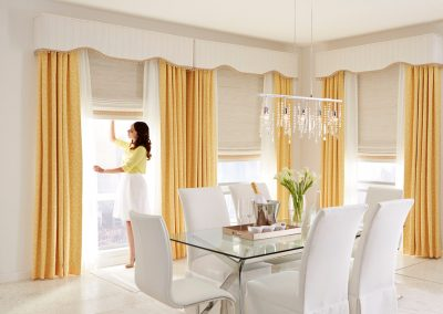 Gold Dining_Room Drapes