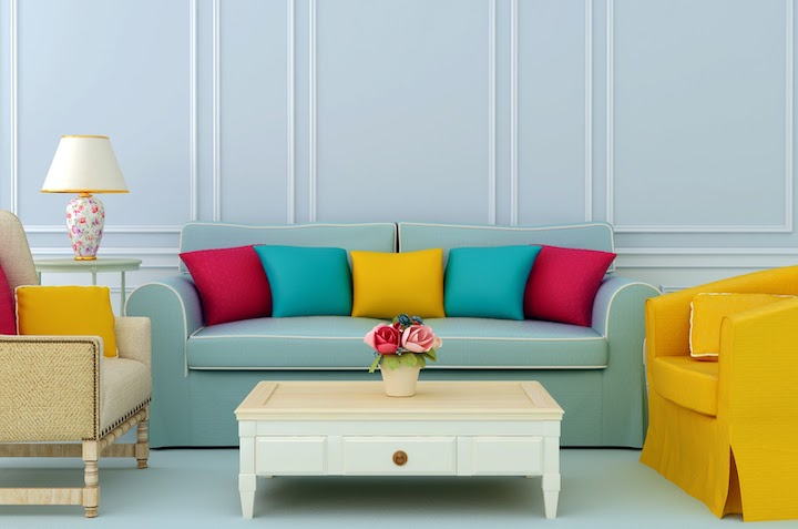 Bold and Beautiful – 5 Ideas for Decorating with Bold Colors